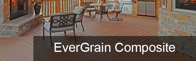 Evergrain Composite Decking By Tamko Rmfp