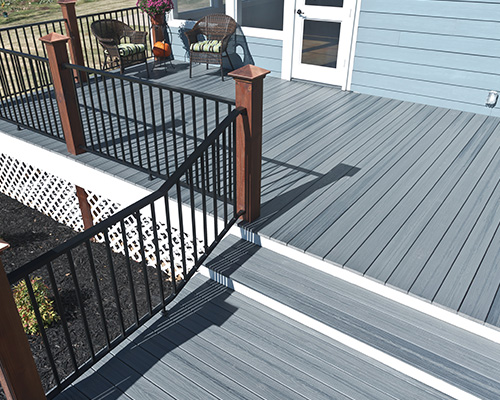 Composite Decking - Synthetic Materials, Durable Colorado