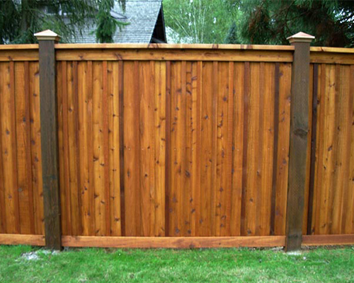 Denver Privacy Fences Cedar Picket Fence Materials
