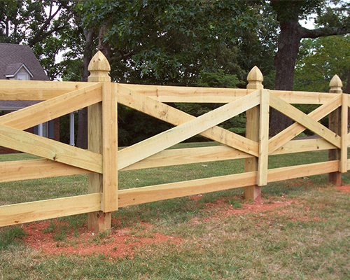 Ranch Rail Fence Materials In Colorado Rmfp