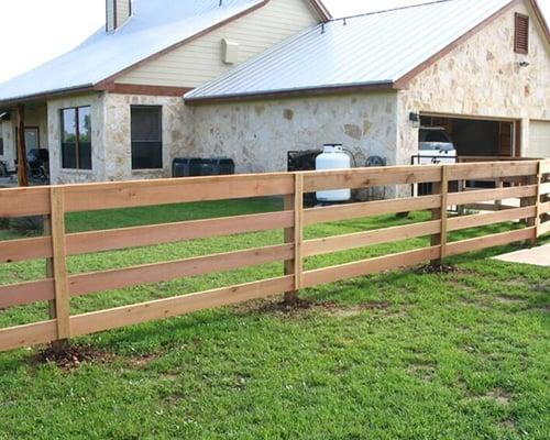 Ranch Rail Fence Materials In Colorado Rmfp