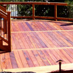 Tigherwood with Fijian Feature Boards and Cedar Handrails Blog Article How To Choose The Right Decking Materials