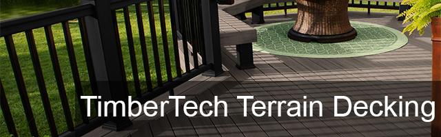 Timbertech terrain composite decking colorado rmfp for Terrain decking