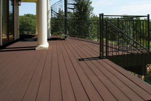 Evergrain envision composite decking rocky mountain for Envision decking