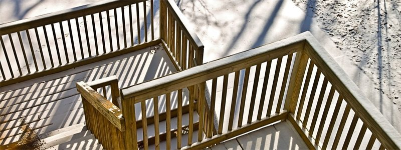 How To Prepare Your Deck For The Snow
