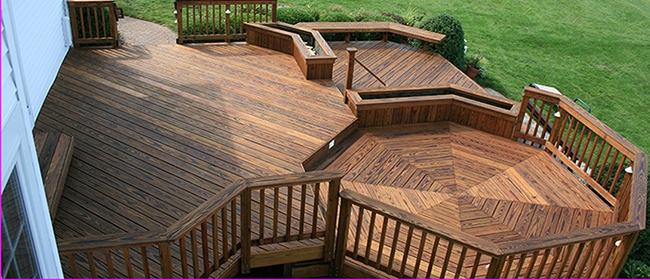 Decking Ideas Rocky Mountain Forest Products