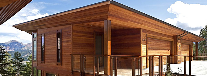 How to Use Exterior Cedar Siding: Design Ideas | RMFP
