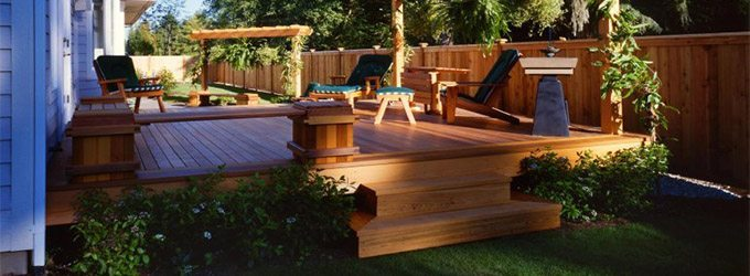 5 Benefits of Traditional Decking