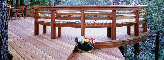 Decking Materials: Redwood vs Fiberon Composite