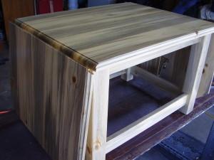 Beetle Kill Table 300x225 - 4 Awesome Beetle Kill Pine Applications