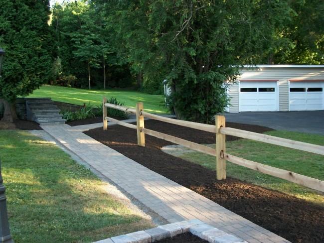 Split Rail Fence Installation For Beginners