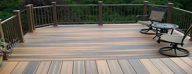 Tigerwood decking pros and cons which is right for you for Pros and cons of composite decking