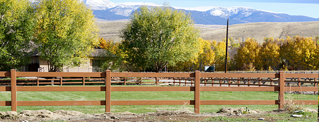 Ranch Rail Fence Example RMFP Blog