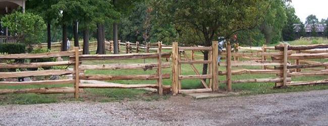 Split Rail Fence Example RMFP Blog