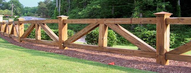 ranch rail fence rail fence modern fence