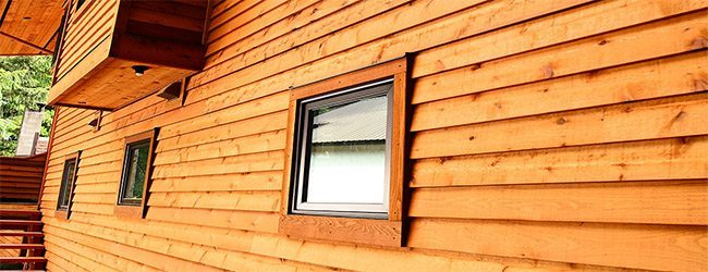 The Season of Wood Siding Is Here