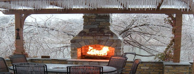 3 Tips for Outdoor Kitchen Winter Maintenance