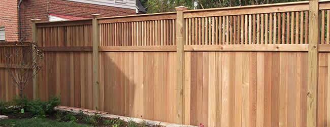 Home Depot Fence