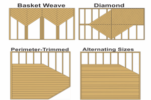 4 Decking Ideas for a Mind Blowing Deck