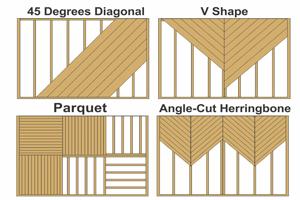 Decking Patterns