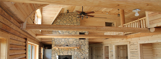 Awesome Cedar Siding Interior