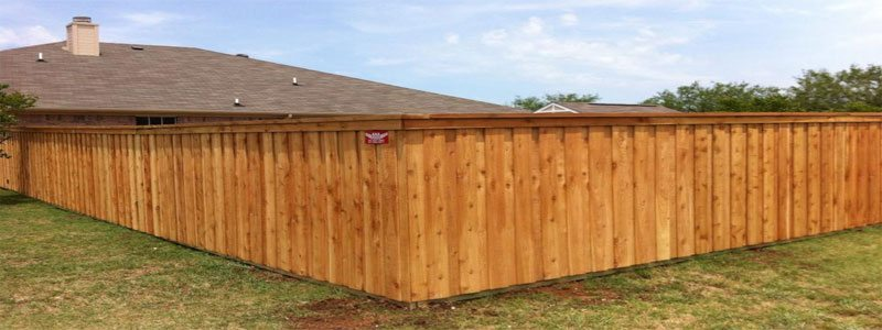average price of cedar privacy fence