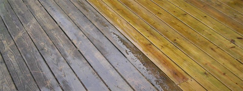 Cedar Deck Maintenance: How To Pressure Wash A Cedar Deck