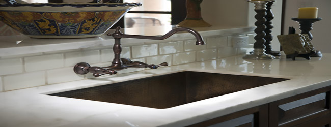 Undermount sink
