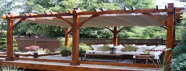 Create A Better Back Yard: Add A Pergola