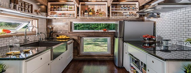 Finding Luxury In A Tiny Homes Nation