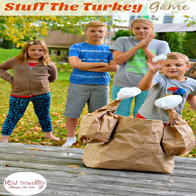 How To Keep Kids Entertained At Thanksgiving