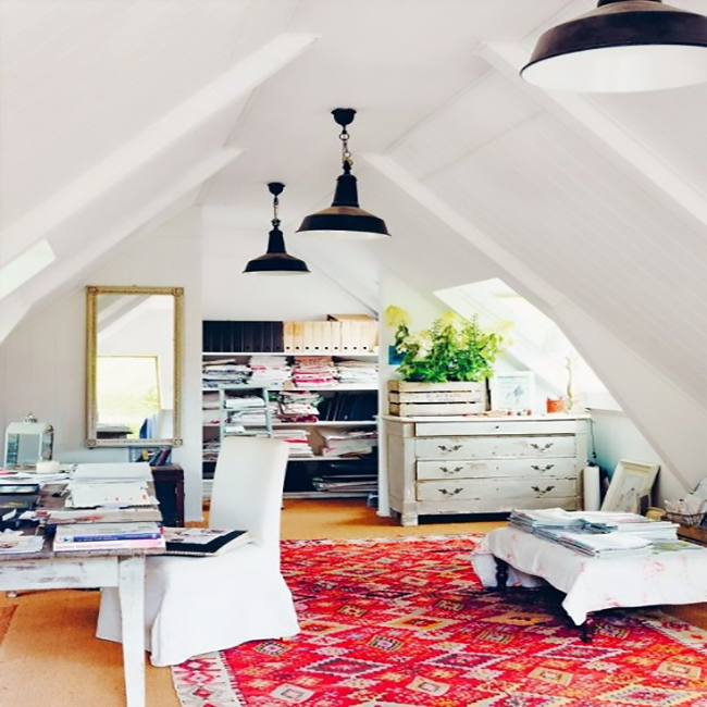 5 Images That Prove No Attic Should Ever Be Wasted Space