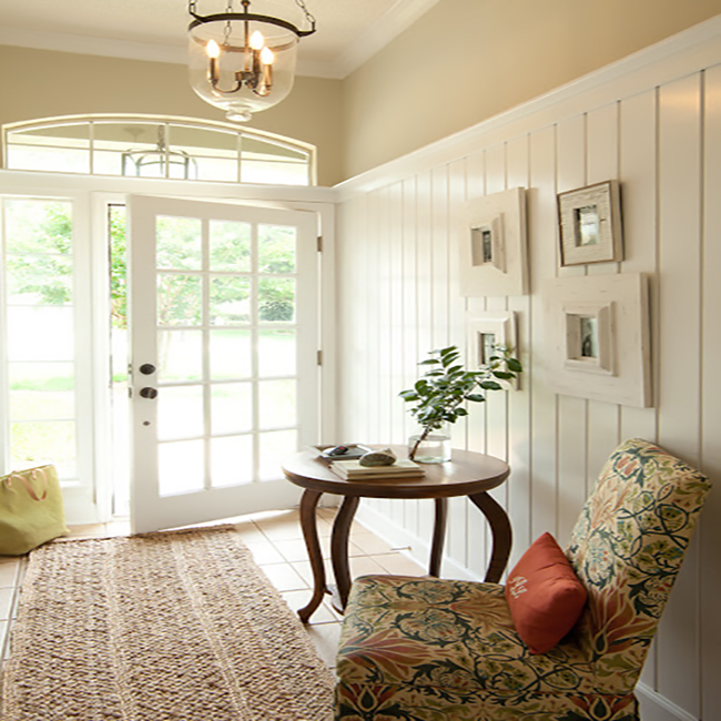 The Different Looks When Using Shiplap Wainscoting In Your