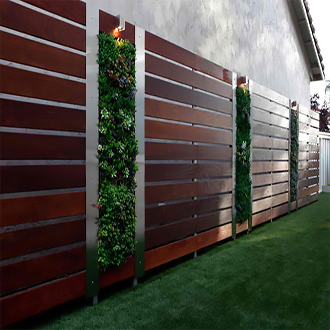 Ways To Dress Up Your Privacy Fence