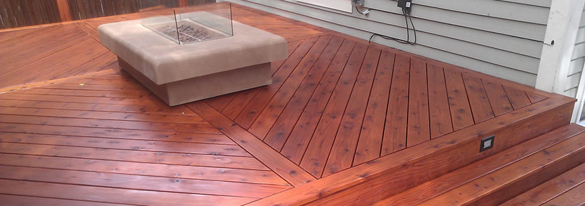 A cedar deck vs pressure treated vs composite choosing for Cedar decks pros and cons