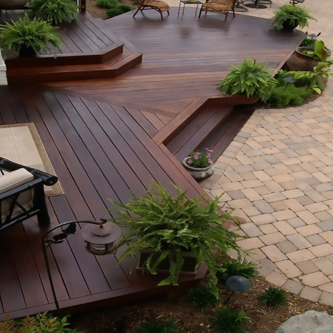 4 Reasons Why Exotic Hardwood Is The Better Decking Material