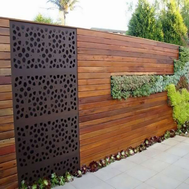 Fence design ideas denver