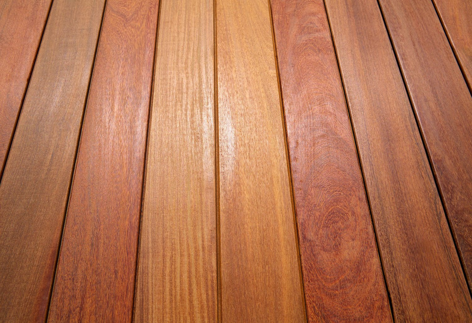 What is the Best Hardwood Decking?