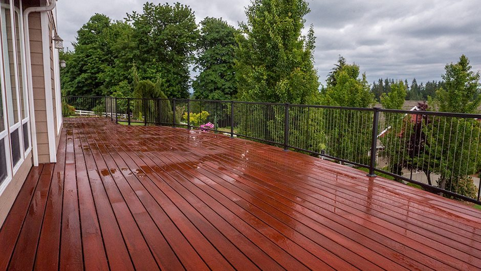 composite decking denver