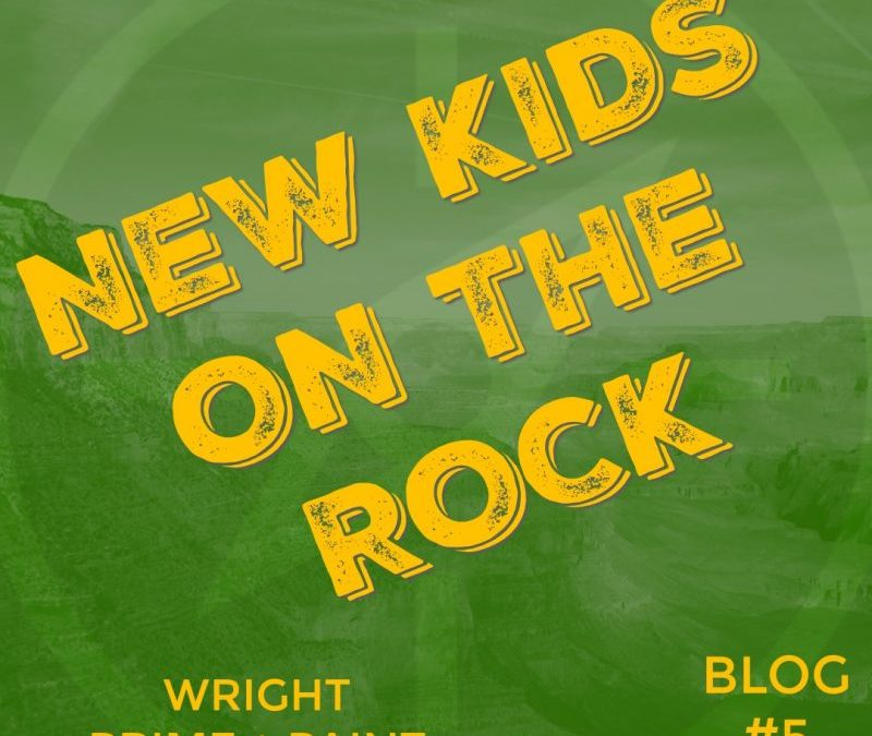 New Kids on the Rock #5: Wright Prime & Paint | Siding in Colorado Springs