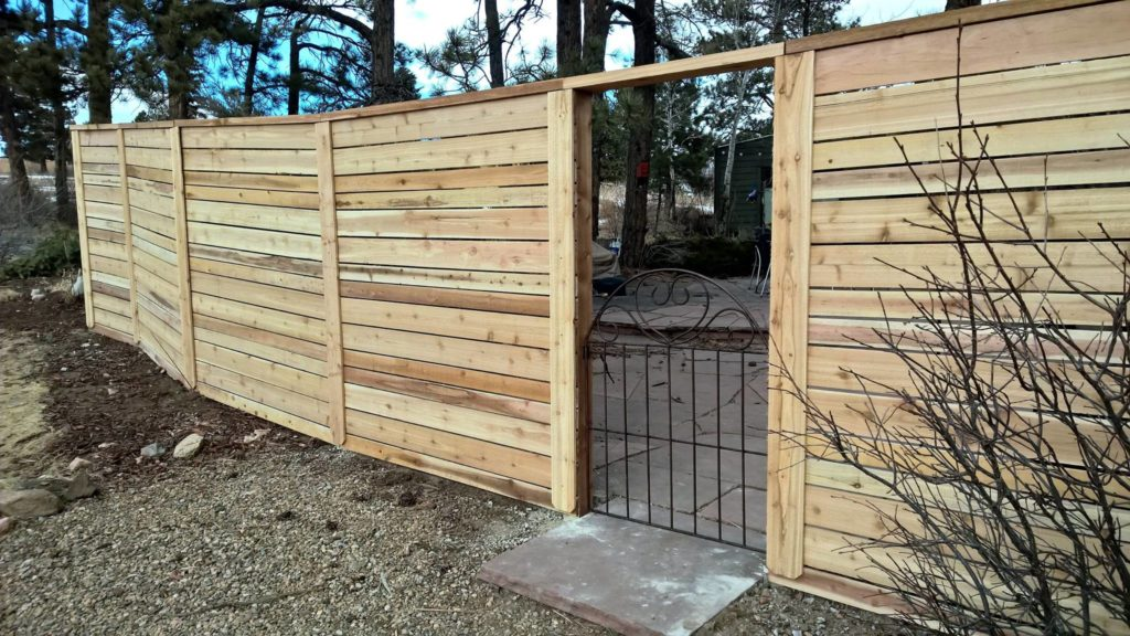 fence materials in denver