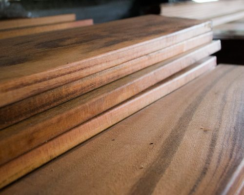 exotic hardwood decking