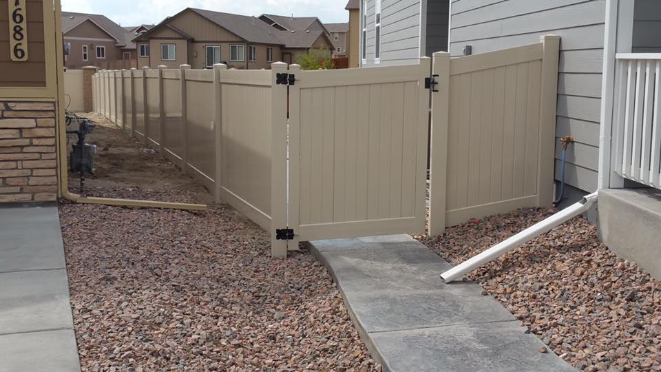 Colorado Springs Fence Contractor