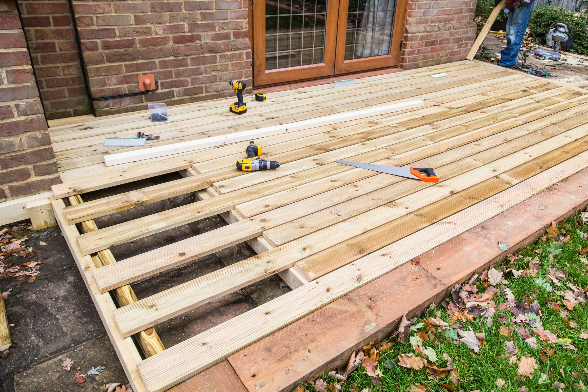 Decking for Rental Properties