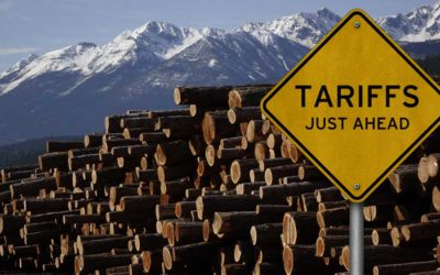 Lumber Tariffs Are Alive And Well