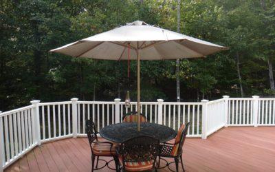 Outdoor Living Spaces: Trex Deck vs. Patio