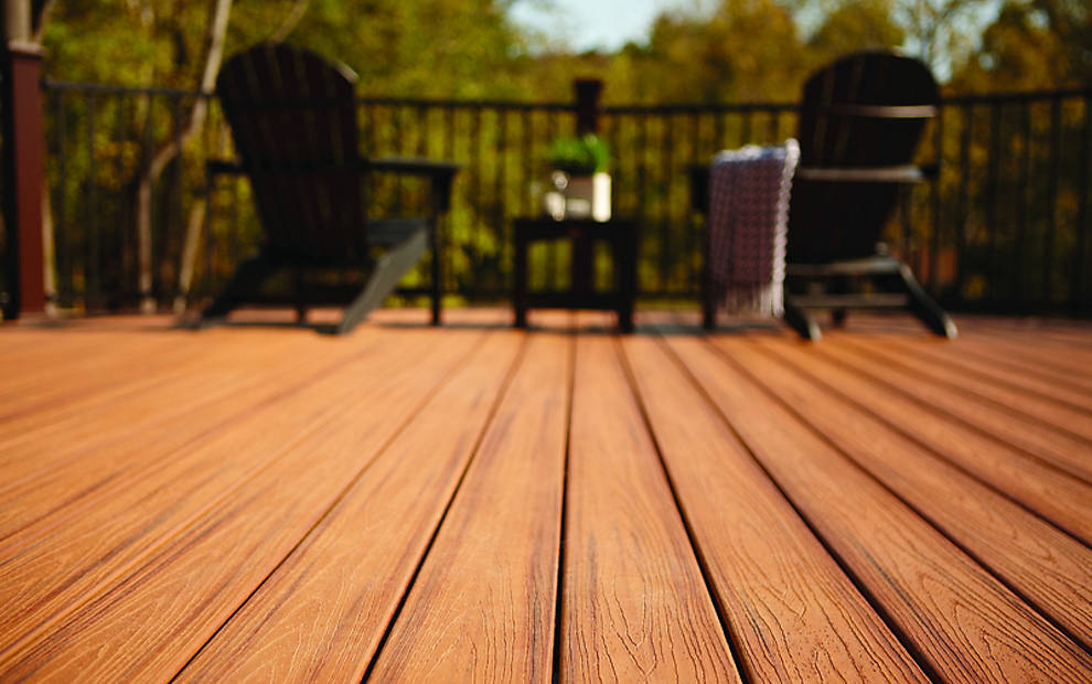 Updating Your Deck this Spring with Trex Decking