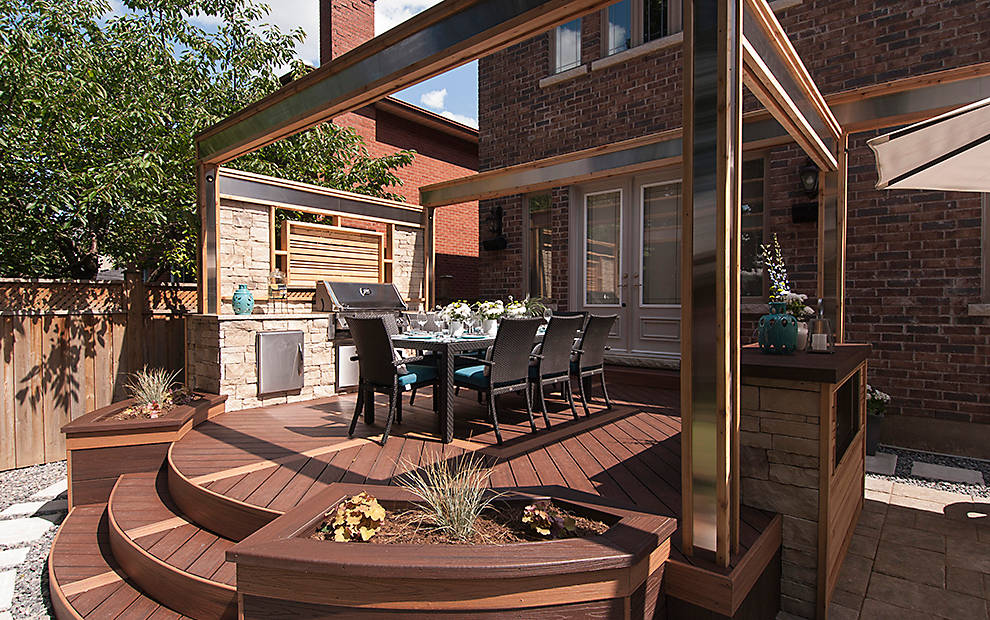 Does Trex Decking Look Natural?