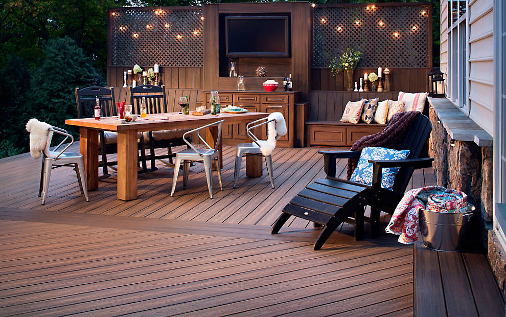 Is Trex Decking Better Than PVC?