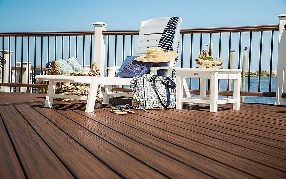 Trex Deck Design